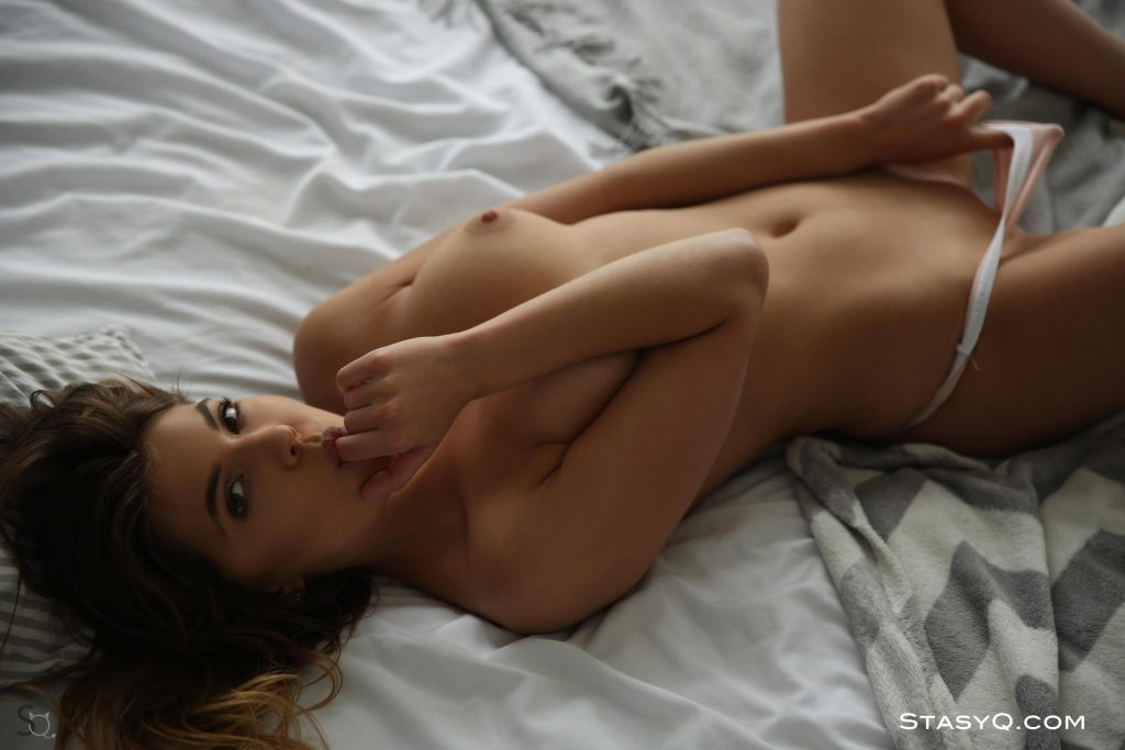 Monica Dee | Naked Angel | StasyQ