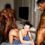 Lana Rhoades   Anal Sex   blackedraw