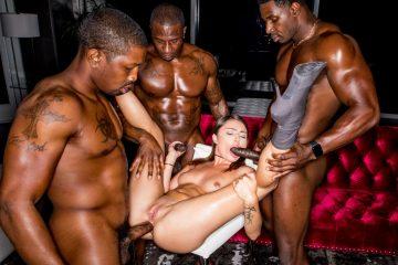 Adria Rae | Anal Sex | Blackedraw